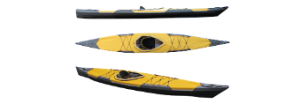 Pakboats Puffin Quest 155 bei Kanu Witt
